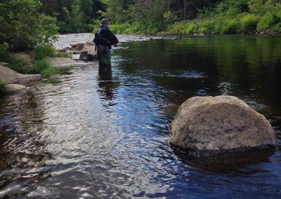 Fishing at Bago Johns Pool
