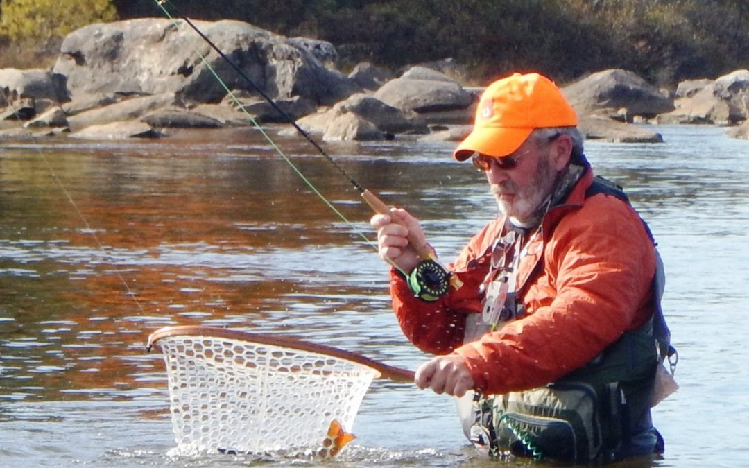 Winter fly fishing – are you ready?